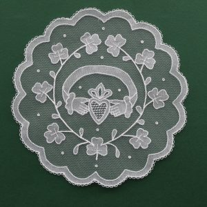 Claddagh in Irish Lace Shop Carrickmacross Shop Online