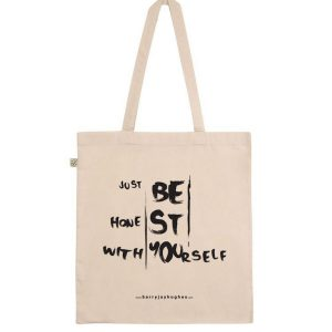 Earth Positive Tote Bag