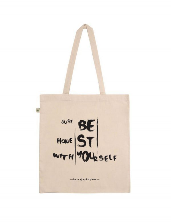 Earth Positive Tote Bag