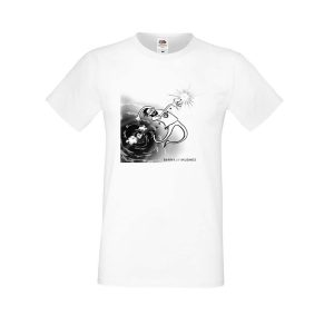 Gents white T-shirt