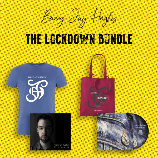 The Lockdown Bundle from Barry Jay Hughes