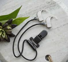 Oticon SafeLine Clips for Hearing Aids