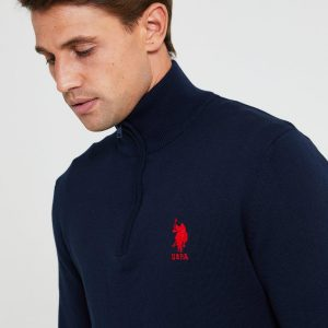 us polo half zip Shop Carrickmacross Shop Online