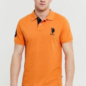 US Polo Shirt Orange Shop Carrickmacross Shop Online