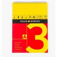 Daler Rowney A4 Pad School Office Supplies - Shop Carrickmacross Shop Online
