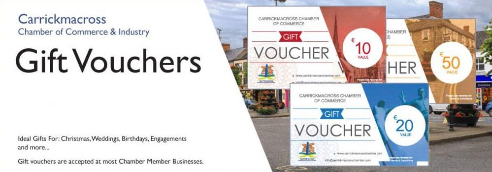 Carrickmacross Gift Vouchers Shop Carrickmacross Shop Online