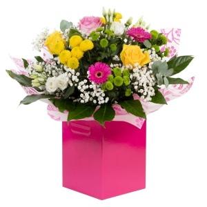 Mamma-Mia Flower Bouquet