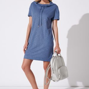 feria blue dress