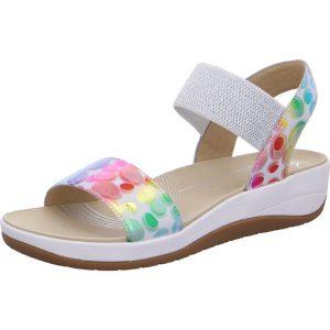 Ara '25926' Wide Fitting Ladies Sandals (Multi)