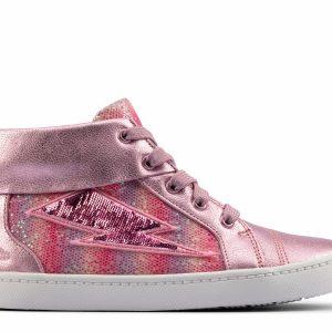 Clarks 'City Myth Kid' Girls Boot (Light Pink)